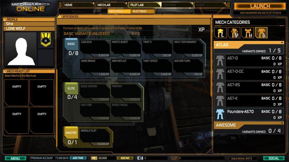 Mechwarrior Online Archives - Siha Games!