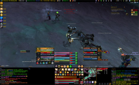 My WoW UI, Cataclysm-vintage